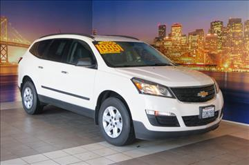 2014 Chevrolet Traverse for sale in Fremont, CA