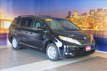 2016 Toyota Sienna for sale in Fremont, CA