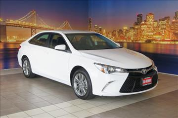 2016 Toyota Camry for sale in Fremont, CA