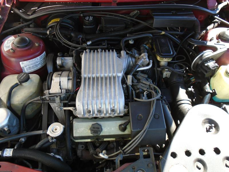 1986 Chevrolet Cavalier RS 2dr Convertible - Klamath Falls OR