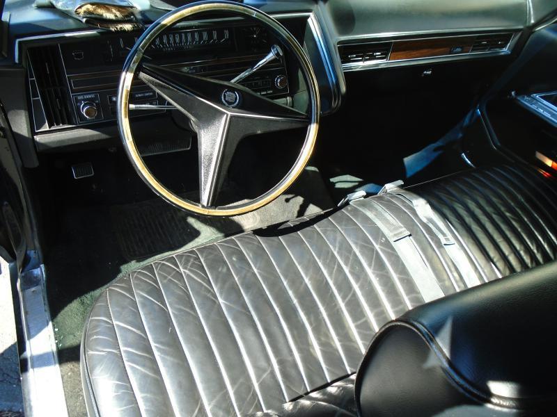 1969 Cadillac Fleetwood LANDAU LIMOUSINE - Klamath Falls OR