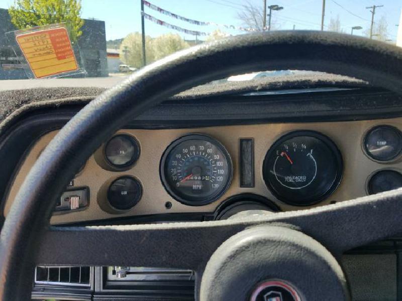 1976 Chevrolet Camaro Coupe - Klamath Falls OR