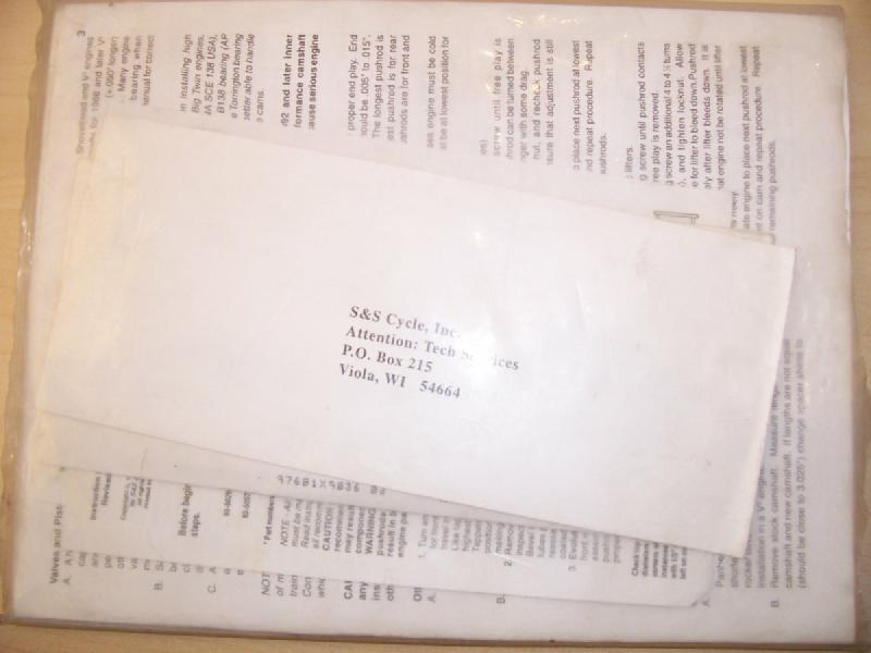2001 ASMBL HARLEY CLONE  - Klamath Falls OR