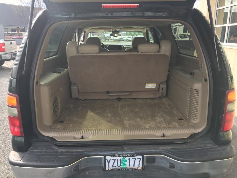 2002 Chevrolet Suburban 4dr 1500 4WD SUV - Klamath Falls OR