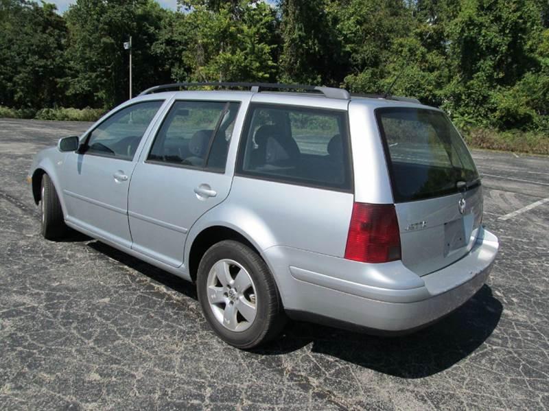 2005 Volkswagen Jetta 4dr GLS TDi Turbodiesel Wagon - Imperial MO