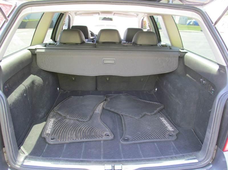 2005 Volkswagen Passat 4dr GLS TDi Turbodiesel Wagon - Imperial MO