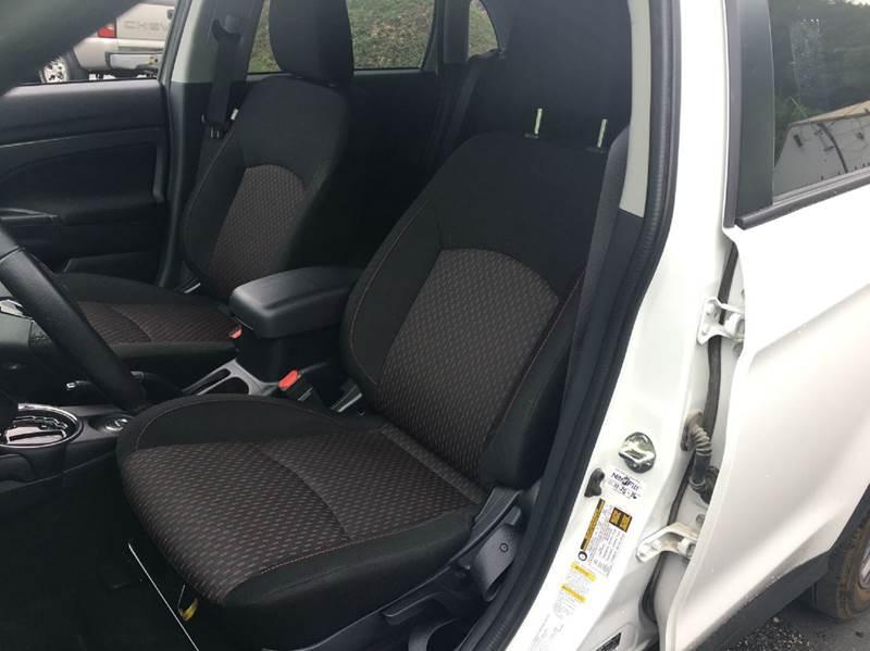 2017 Mitsubishi Outlander Sport AWD ES 4dr Crossover - Imperial MO