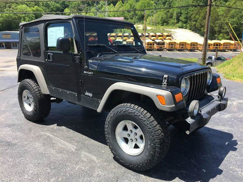 2006 Jeep Wrangler Sport 2dr SUV 4WD - Imperial MO