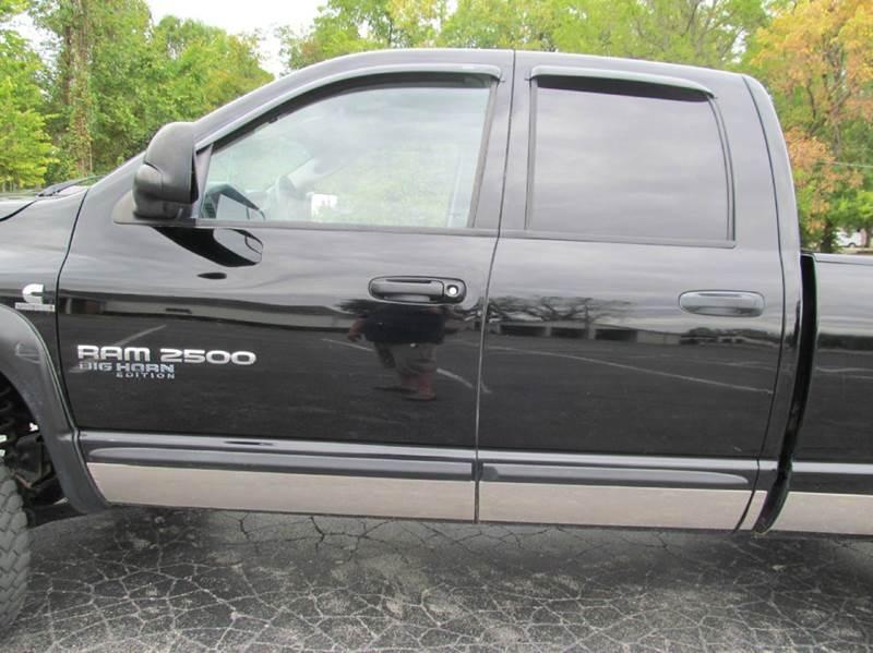 2006 Dodge Ram Pickup 2500 SLT 4dr Quad Cab 4WD SB - Imperial MO