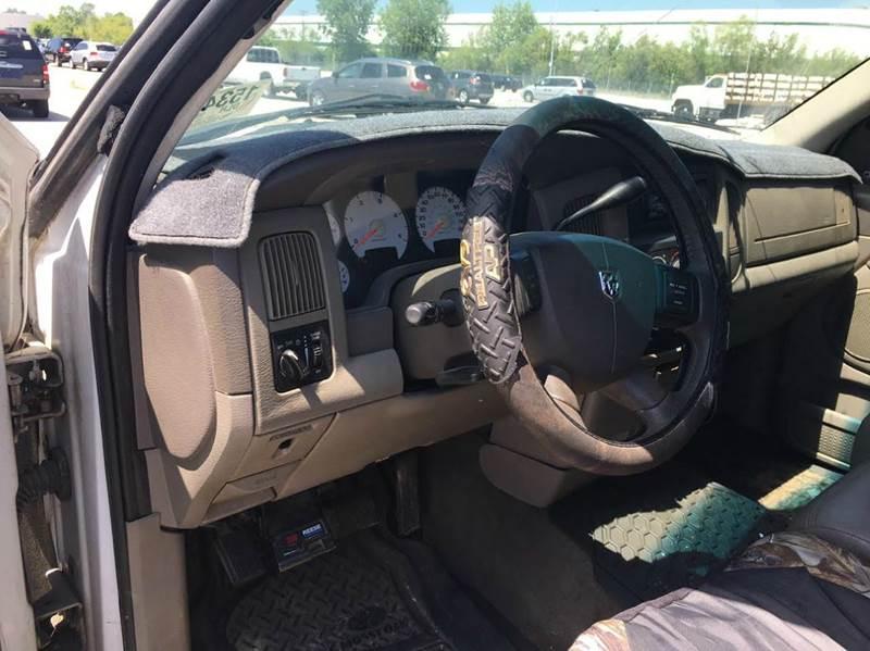 2004 Dodge Ram Pickup 3500 4dr Quad Cab Laramie 4WD LB - Imperial MO