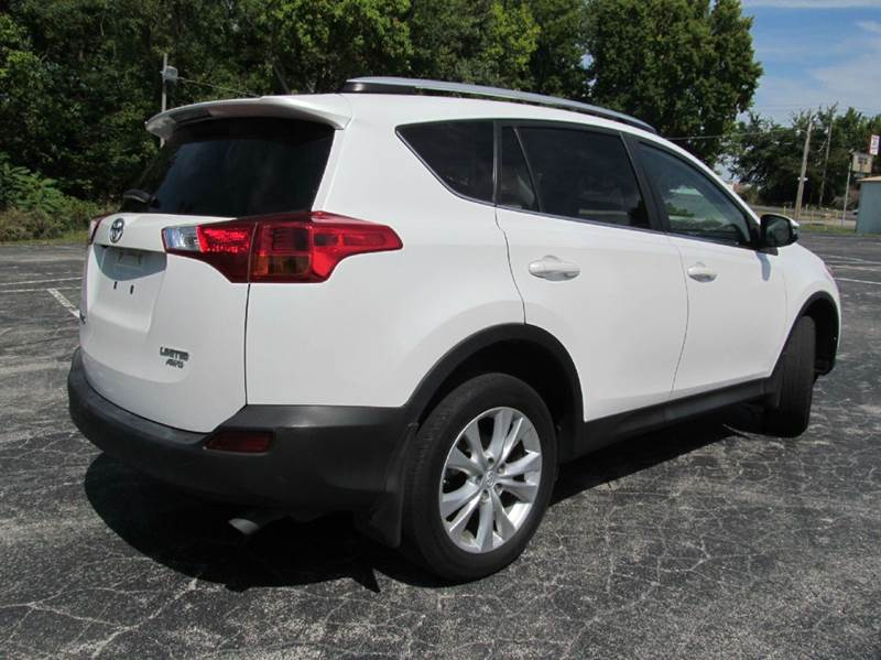 2013 Toyota RAV4 AWD Limited 4dr SUV - Imperial MO