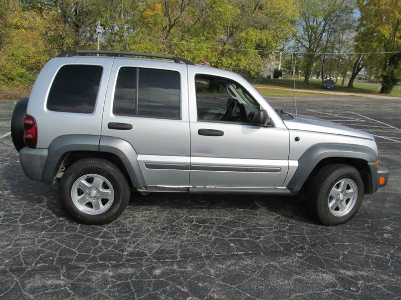 2005 Jeep Liberty 4dr Sport Turbodiesel 4WD SUV - Imperial MO