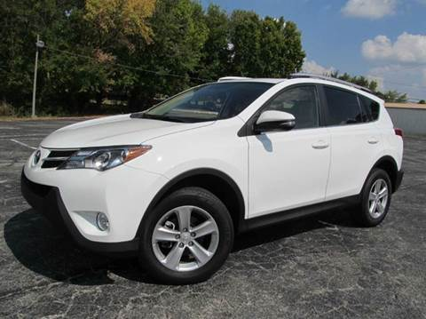 2014 Toyota RAV4 for sale in Imperial, MO