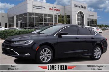 2017 Chrysler 200 for sale in Dallas, TX