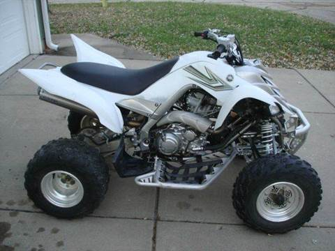 Yamaha raptor for sale for Queen city motors springfield mo