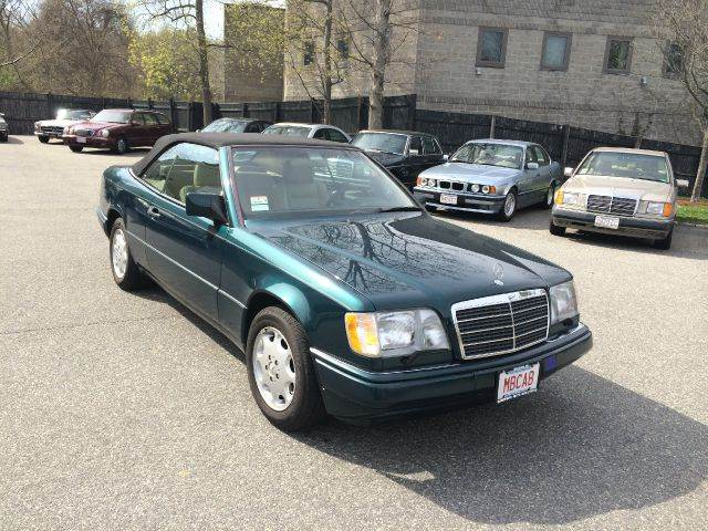 Used 1995 mercedes benz e class for sale for 1995 mercedes benz e class