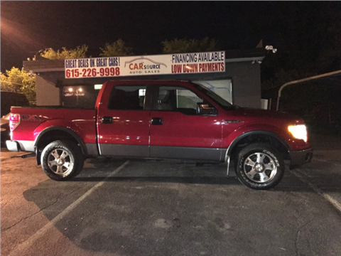 2009 Ford F-150 for sale in Nashville, TN