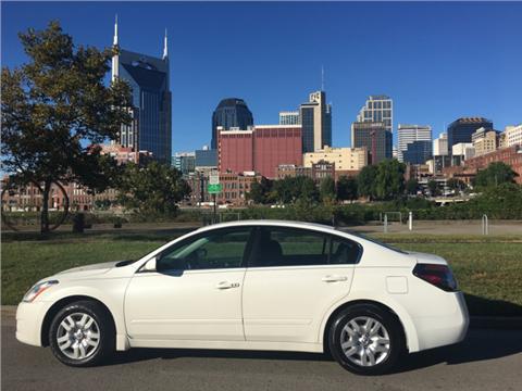 2010 Nissan Altima for sale in Nashville, TN