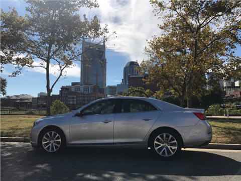 2016 Chevrolet Malibu Limited for sale in Nashville, TN
