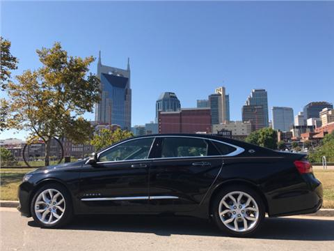 2015 Chevrolet Impala for sale in Nashville, TN