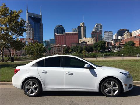 2013 Chevrolet Cruze for sale in Nashville, TN