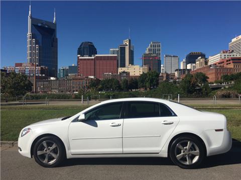 2011 Chevrolet Malibu for sale in Nashville, TN