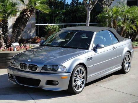 2003 BMW M3 for sale in Escondido CA
