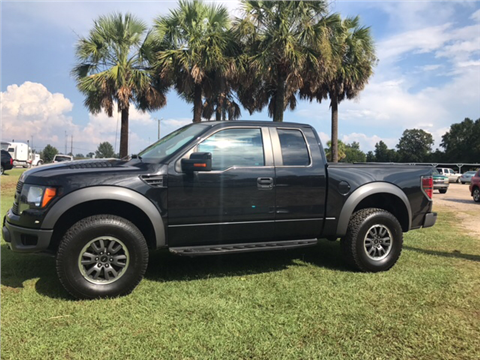 2010 Ford F-150 for sale in Hartsville, SC