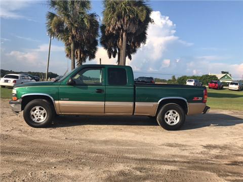 1999 Chevrolet Silverado 1500 for sale in Hartsville, SC