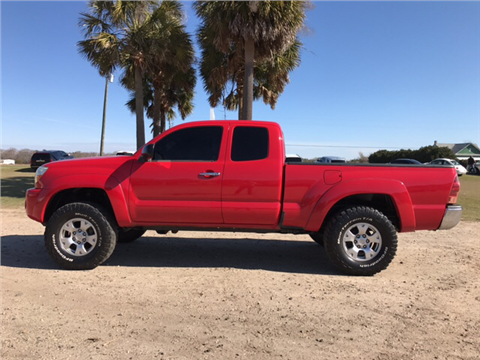 2008 Toyota Tacoma for sale in Hartsville, SC