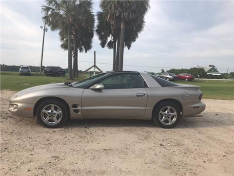 1999 Pontiac Firebird for sale in Hartsville, SC