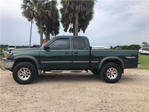 2000 Toyota Tundra for sale in Hartsville, SC