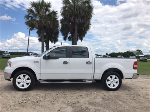 2007 Ford F-150 for sale in Hartsville, SC