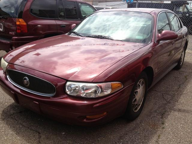 Used 2000 buick lesabre for sale for Paramount motors taylor mi
