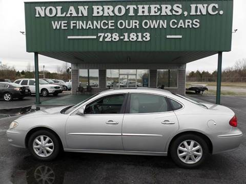 NOLAN BROTHERS INC - Used Cars - Booneville MS Dealer