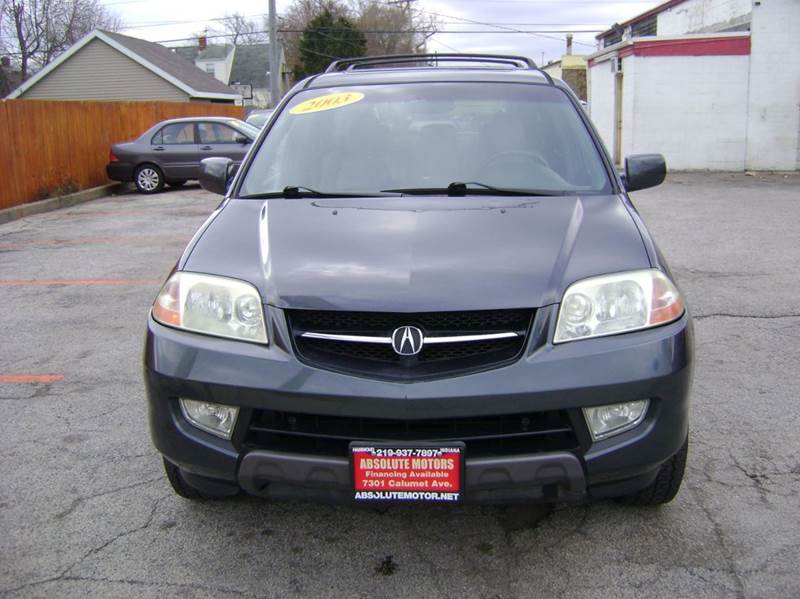 2003 acura mdx for sale cargurus. Black Bedroom Furniture Sets. Home Design Ideas