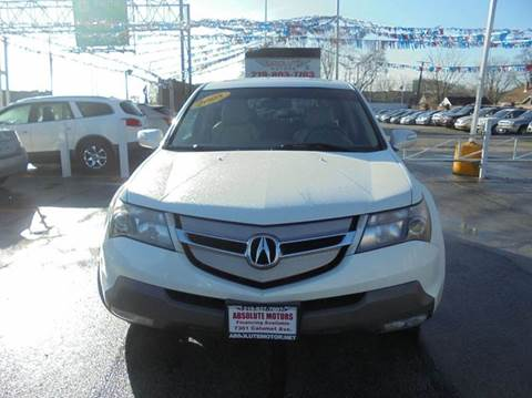 2008 Acura MDX for sale in Hammod, IN
