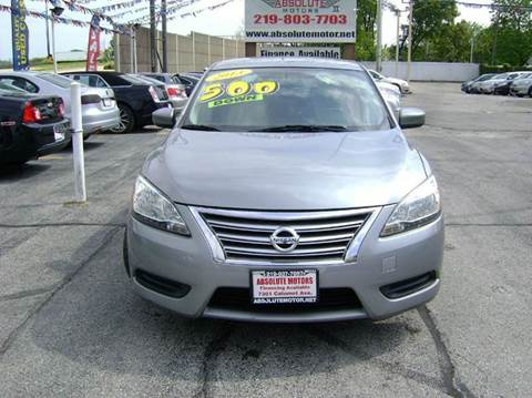 2013 Nissan Sentra for sale in Hammod, IN