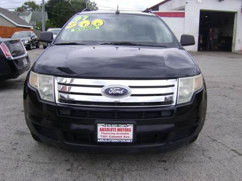 2007 Ford Edge for sale in Hammond, IN