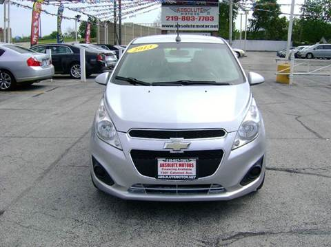 2013 Chevrolet Spark for sale in Hammond, IN