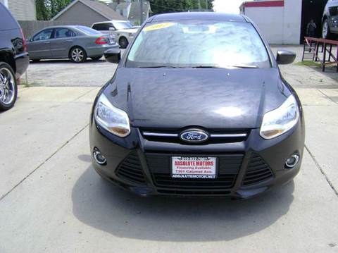2012 Ford Focus for sale in Hammond, IN