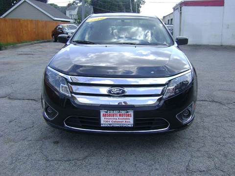 2010 Ford Fusion Hybrid for sale in Hammond, IN