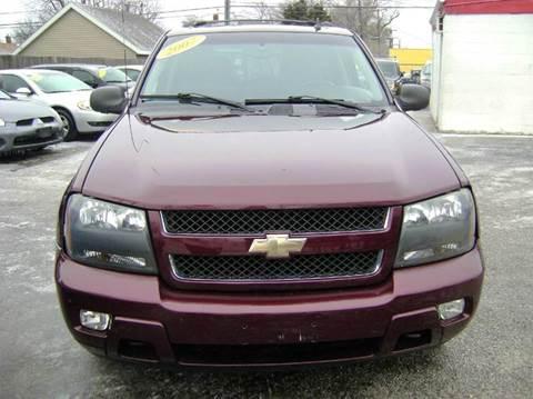 2007 Chevrolet TrailBlazer for sale in Hammod, IN