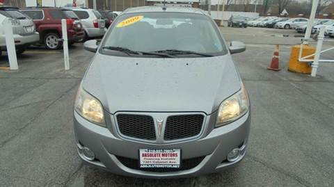 2009 Pontiac G3 for sale in Hammod, IN