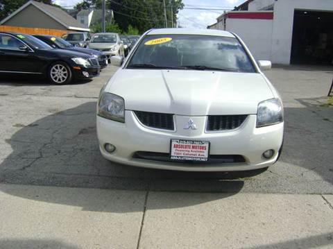 2005 Mitsubishi Galant for sale in Hammod, IN