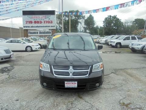 2008 Dodge Grand Caravan for sale in Hammod, IN