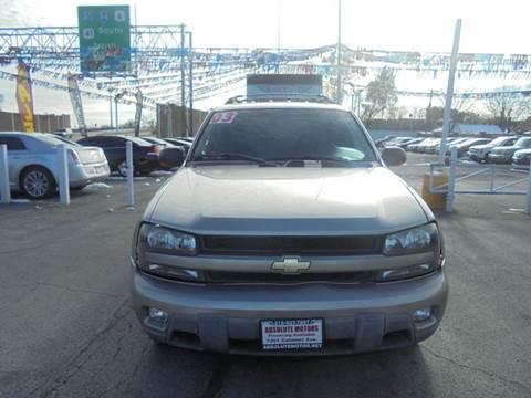 2003 Chevrolet TrailBlazer for sale in Hammod, IN