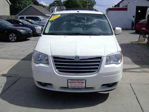2008 Chrysler Town and Country for sale in Hammond, IN