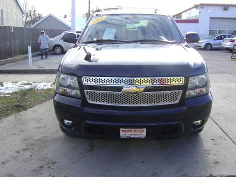 2007 Chevrolet Tahoe for sale in Hammond, IN