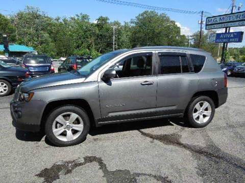 2014 Jeep Compass for sale in Johnston, RI
